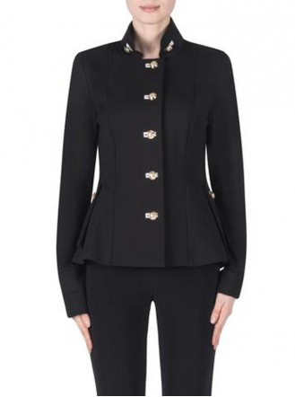 183349 Jacket - Black (Joseph Ribkoff)