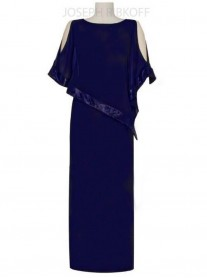 L154377 Dress - Midnight Blue (Joseph Ribkoff)