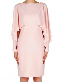 181261 Dress - Powder Pink (Joseph Ribkoff)