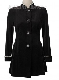 184460 - Black Coat (Joseph Ribkoff)