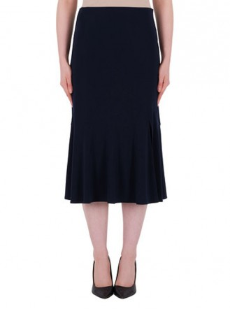 191091 - Midnight Blue/Black Skirt (Joseph Ribkoff)