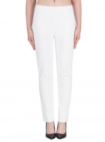 143105 Trousers - Black / White / Midnight (Joseph Ribkoff)