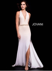 42722A - Gold/White (Jovani)