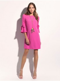 8022 Dress - Magenta (Laura Bernal)