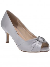 Valencia - Light Grey/Silver Heels (Lexus)
