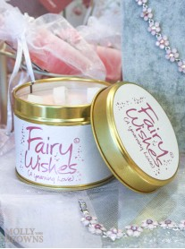 Fairy Wishes Scented Candle