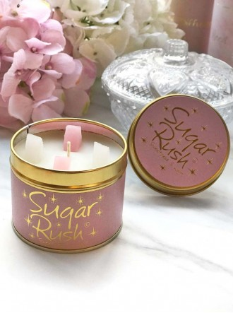 Sugar Rush Scented Candle