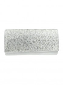 Asprey Grey Clutch Bag (Lunar)