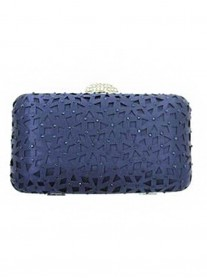Clemont Navy Clutch Bag (Lunar)