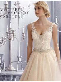 2684 - Caramel (Mori Lee)
