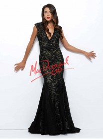61930 - Black/Nude (Mac Duggal)
