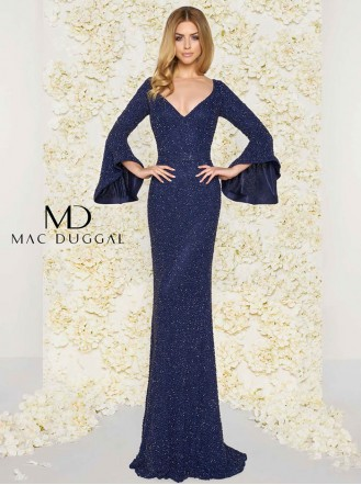 4478D - Midnight (Mac Duggal)