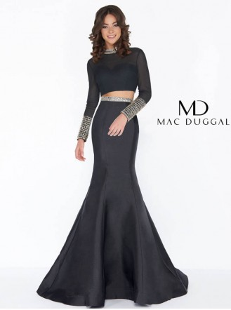 66352A - Black (Mac Duggal)