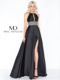 77435A - Black (Mac Duggal)
