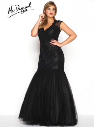 65478F - Black (Mac Duggal)