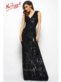 4319R - Black (Mac Duggal)