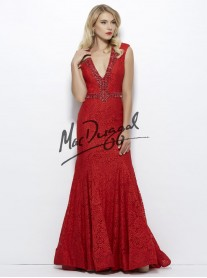 61930 - Red (Mac Duggal)