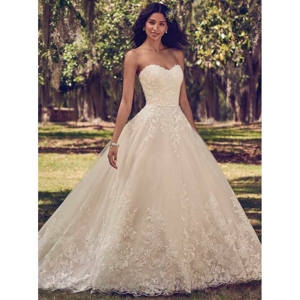 Viola 8MS501 - Wedding Dresses - Maggie Sottero Wedding Dress by ...