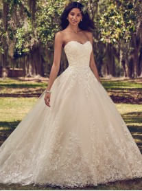 Viola 8MS501 - Ivory (Maggie Sottero)