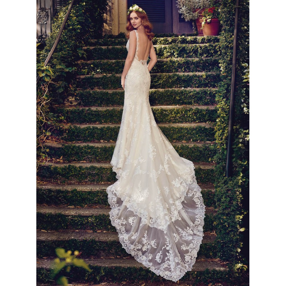 Zamara 8MS492 - Wedding Dresses - Maggie Sottero Wedding Dress by ...