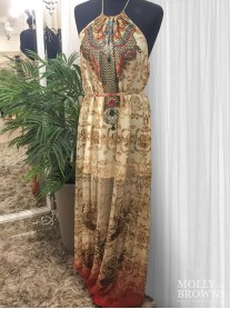 Tanzania - Maxi Dress