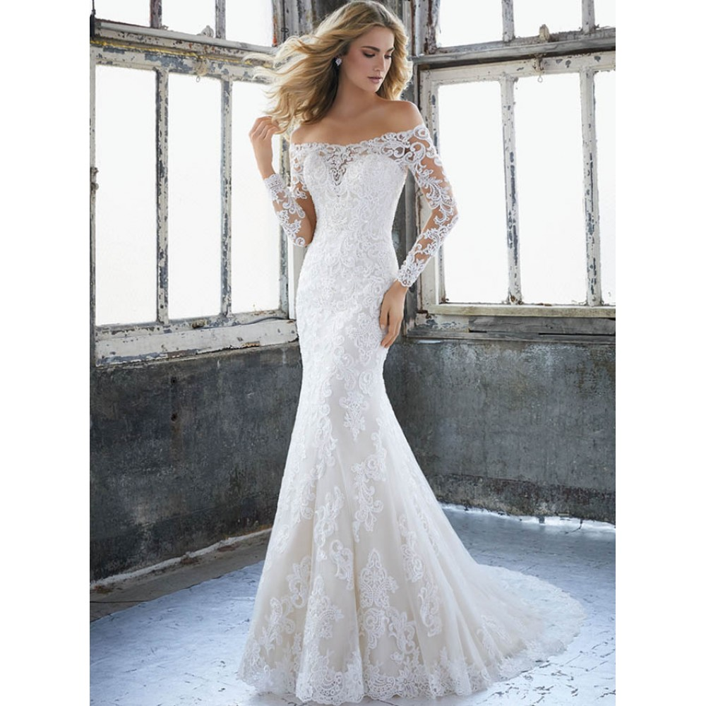 8207 Bridal Wedding Dress (Karlee)