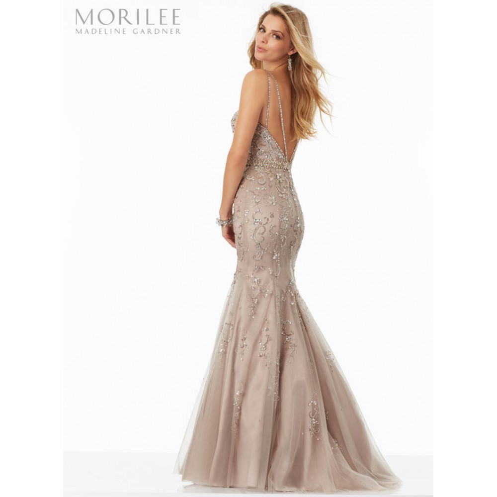 99057 Evening Prom Dress - Mori Lee Dressses by Molly Browns