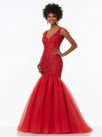 99070 - Scarlet (Mori Lee)