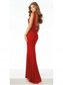 42003 - Red / Navy / Black/Gold (Mori Lee)