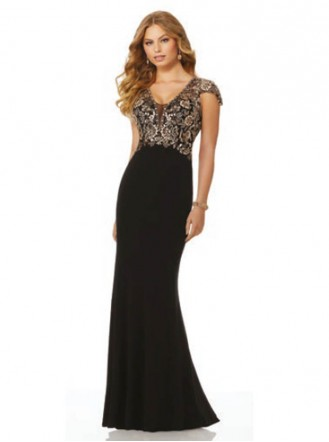 42006 - Black (Mori Lee)
