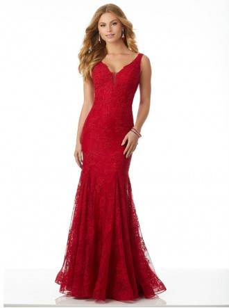 42053 - Red (Mori Lee)