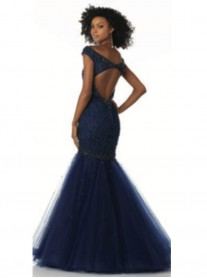 42084 - Navy (Mori Lee)