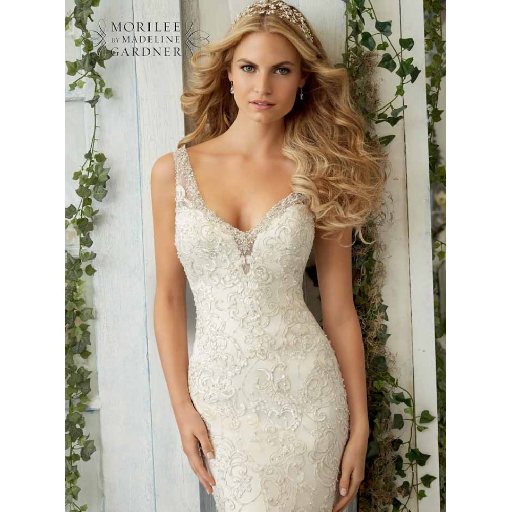 Mori Lee Wedding Dress By Molly