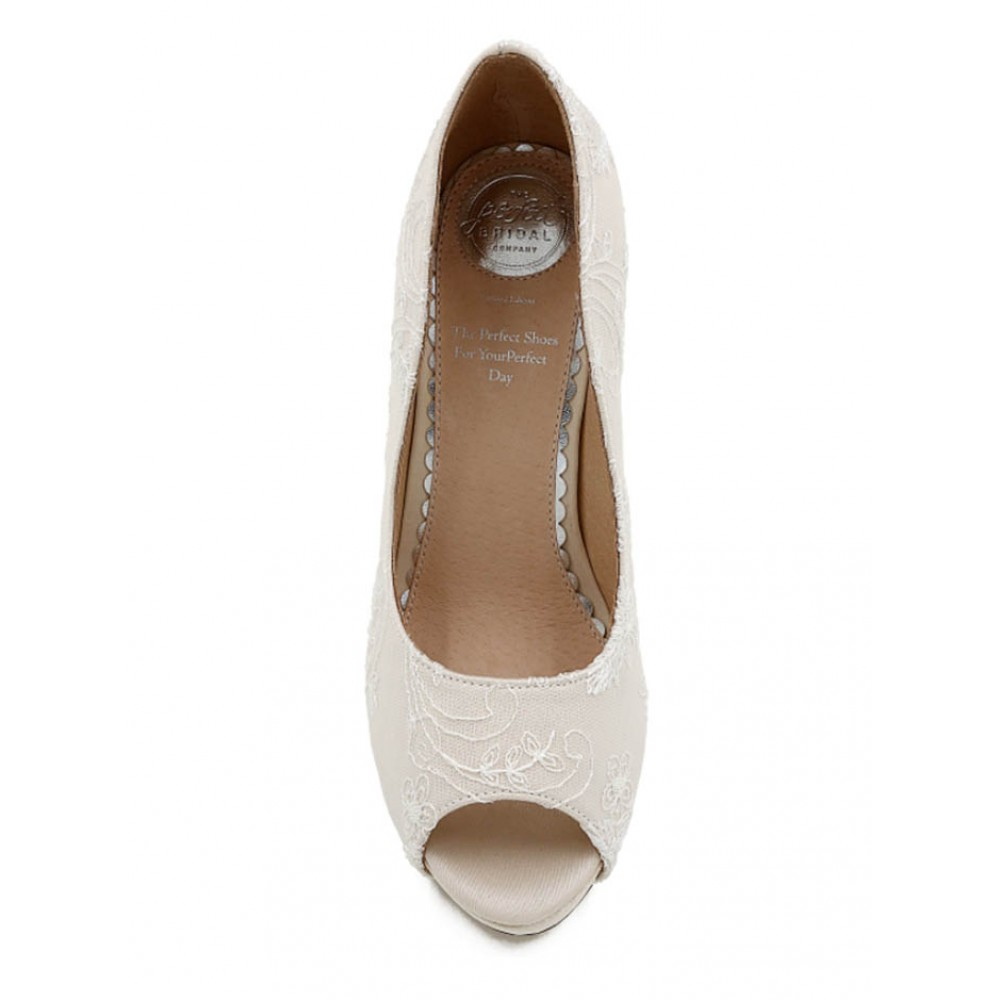 Miss Louise Wedding Shoes