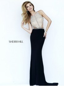 32069 - Black (Sherri Hill)