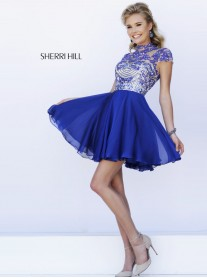 1938 - Navy (Sherri Hill)