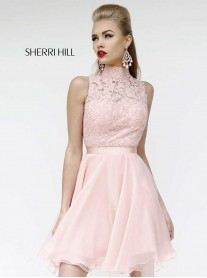 21184 - Blush (Sherri Hill)