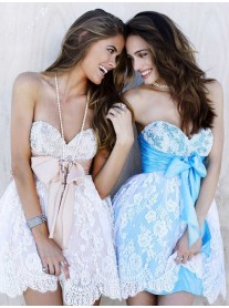 2841 - Light Blue (Sherri Hill)