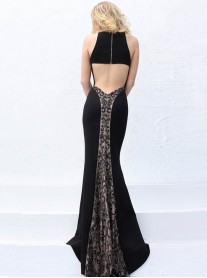 50644 - Black (Sherri Hill)