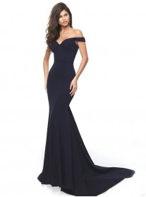 50730 - Navy (Sherri Hill)