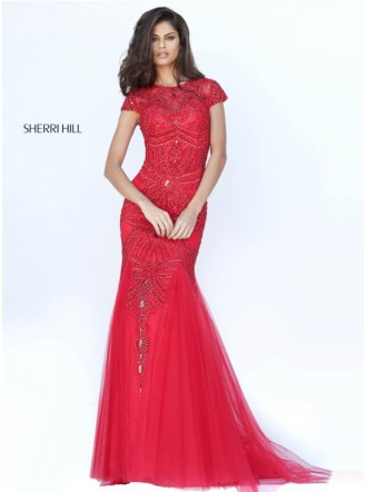 50516 - Red (Sherri Hill)