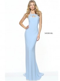 50879 - Light Blue (Sherri Hill)