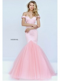 50732 - Red (Sherri Hill)