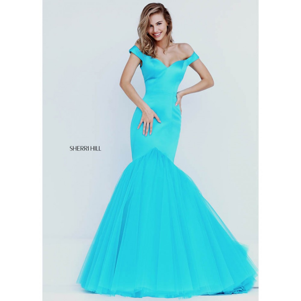 50732 - Evening Prom Dresses - Sherri Hill Dresses by Molly Browns