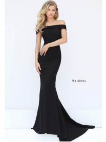 50824 - Black (Sherri Hill)
