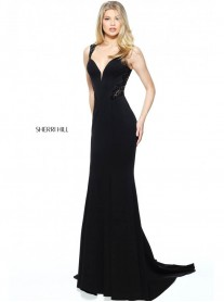 50973 - Black (Sherri Hill)