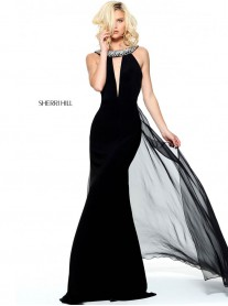 50978 - Black (Sherri Hill)