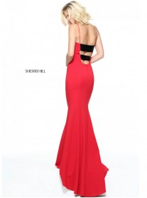 50979 - Red/Black (Sherri Hill)