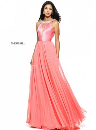 50988 - Black (Sherri Hill)
