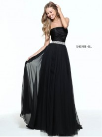51017 - Black (Sherri Hill)